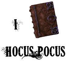 I <Book3 Hocus Pocus by ekheart