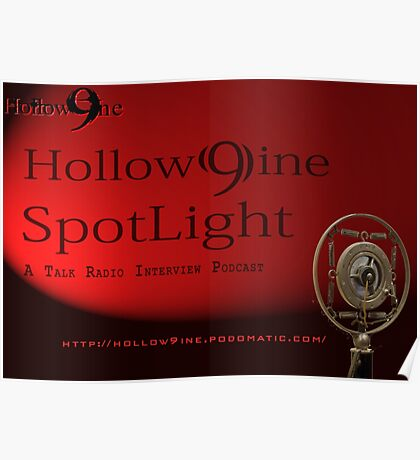 Hollow9ine_Spotlight Interview Podcast Poster