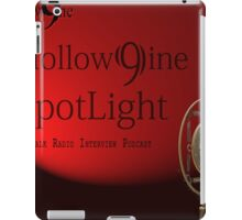 Hollow9ine_Spotlight Interview Podcast iPad Case/Skin