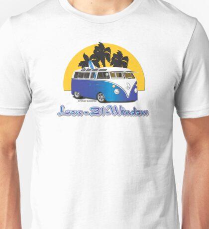 Low 21 Window Splitty Unisex T-Shirt