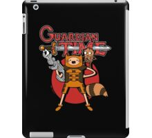 Guardian Time Volume 2 iPad Case/Skin