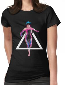 The Major Going Stealth Womens Fitted T-Shirt