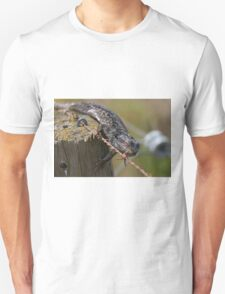 Fencing Lizard T-Shirt