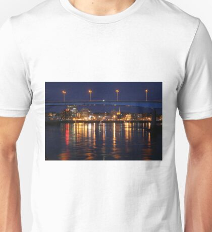 Harbour Bridge Over Saint John Unisex T-Shirt