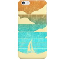 Go West (sailing) iPhone Case/Skin