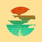 Go West (sailing) by Budi Satria Kwan