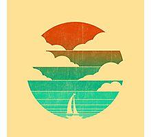 Go West (sailing) Photographic Print