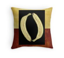 Banana Bo Bana Throw Pillow