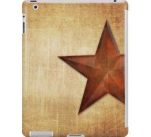 Barn Star iPad Case/Skin