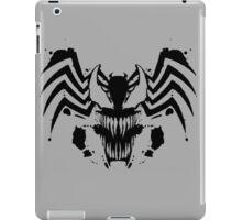 Rorschach Symbiote iPad Case/Skin