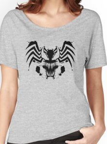 Rorschach Symbiote Women's Relaxed Fit T-Shirt