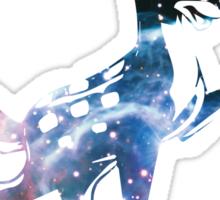 Space Bambi | Thor's Helmet Nebula Sticker