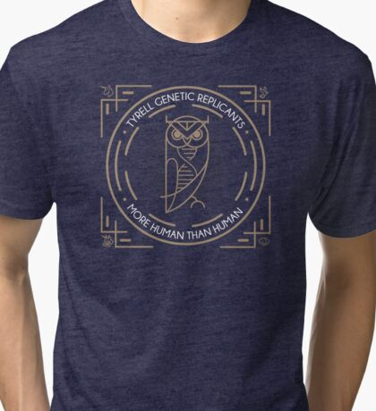Do You Like Our Owl? Tri-blend T-Shirt