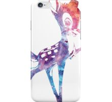 Space Bambi | Rosette Nebula iPhone Case/Skin