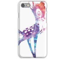 Space Bambi | Rosette Nebula iPhone Case/Skin