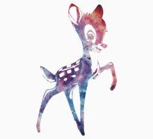 Space Bambi | Rosette Nebula by SirDouglasFresh