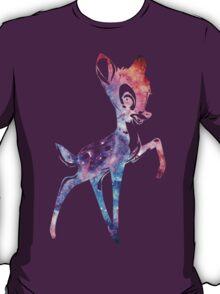 Space Bambi | Rosette Nebula T-Shirt