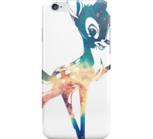 Space Bambi | Carina's Head Nebula iPhone Case/Skin
