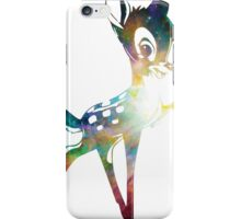 Space Bambi | Heart of Omega Nebula iPhone Case/Skin