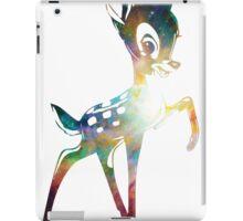 Space Bambi | Heart of Omega Nebula iPad Case/Skin
