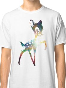 Space Bambi | Heart of Omega Nebula Classic T-Shirt