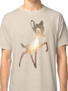 Space Bambi | Leo Classic T-Shirt