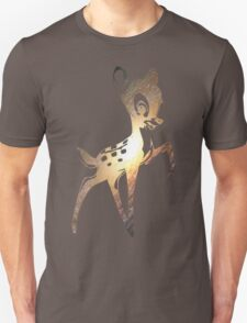 Space Bambi   Leo T-Shirt