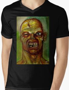 ROMERO Mens V-Neck T-Shirt