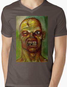 ROMERO Mens V-Neck T-Shirt