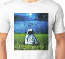 Deja Entendu (Blue) Unisex T-Shirt