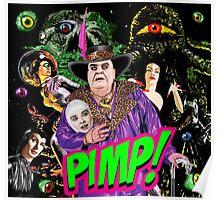 PIMP JOHNSON Poster