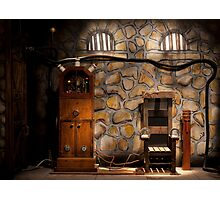 The Execution Chamber Photographic Print