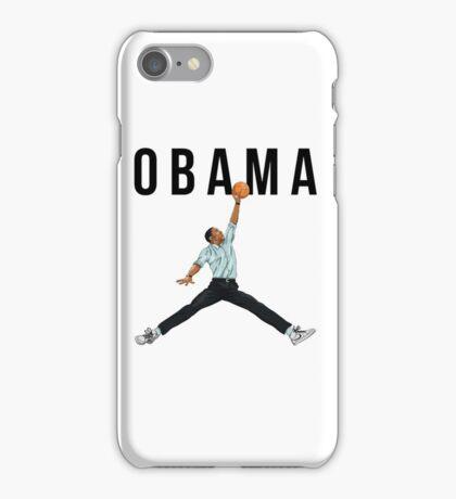 Obama Basketball Mashup iPhone Case/Skin