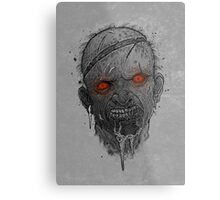 The Undead Man Metal Print