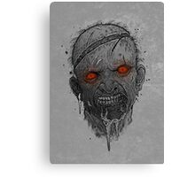 The Undead Man Canvas Print