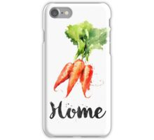 Carrots. Home  iPhone Case/Skin