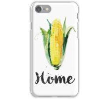 Corn. Home iPhone Case/Skin