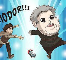 I Choose Hodor! by Lauren Gramprey