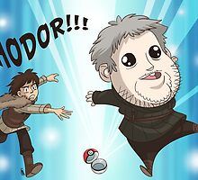 I Choose Hodor! by Lauren Gramprey