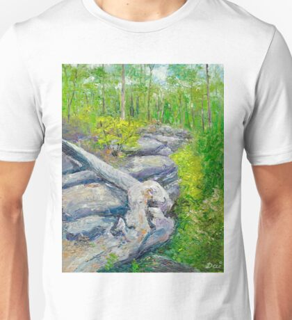 Lane Cove Burnt Stump Unisex T-Shirt