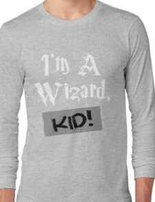Wizard KID! Long Sleeve T-Shirt