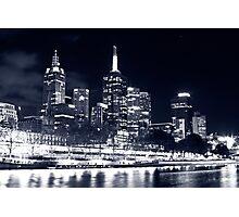 White Night Melbourne Photographic Print