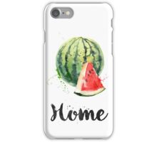 Watermelon. Home iPhone Case/Skin