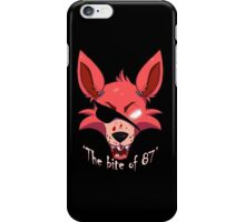"""The Bite Of 87"" iPhone Case/Skin"
