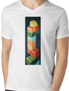 Duplo Altar Mens V-Neck T-Shirt