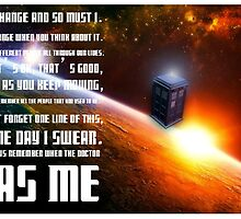 Time of the Doctor by Mazzter99