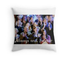 OTH always and forever Throw Pillow