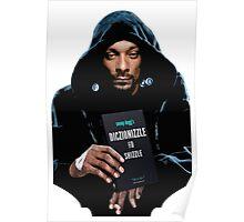 Snoop Dogg's Diczionizzle Fo Shizzle Poster