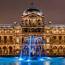 The Louvre by Radek Hofman