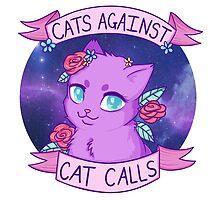 Cats Against Cat Calls by Shiaemi